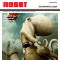 Brian Despain artista di Robot per il 2011