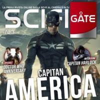 Sci-Fi Gate, terzo numero