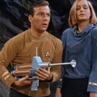 Un phaser formato Kirk