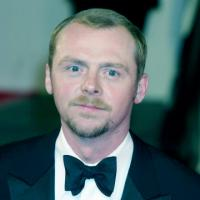 "Simon Pegg: ""Il mio Doctor Who? Matt Smith"""