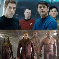 Star Trek 3 in stile Guardiani della Galassia?