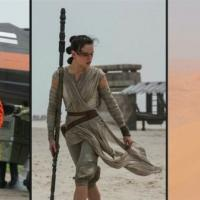 Star Wars The Force Awakens: una visita sul set svela alcuni misteri