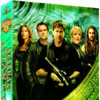 Stargate Atlantis, quarta stagione in dvd
