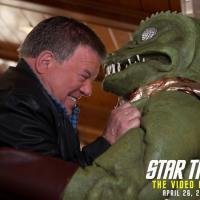 Kirk vs il lucertolone