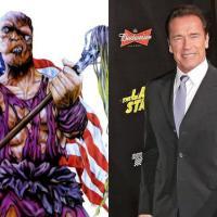 Toxic Avenger torna in azione con Arnold Schwarzenegger