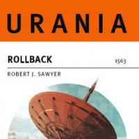 Rollback, su Urania ritorna Robert J. Sawyer