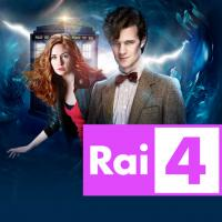 Doctor Who arriva su Rai 4