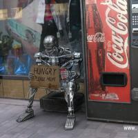 Terminator contro Steve Jobs