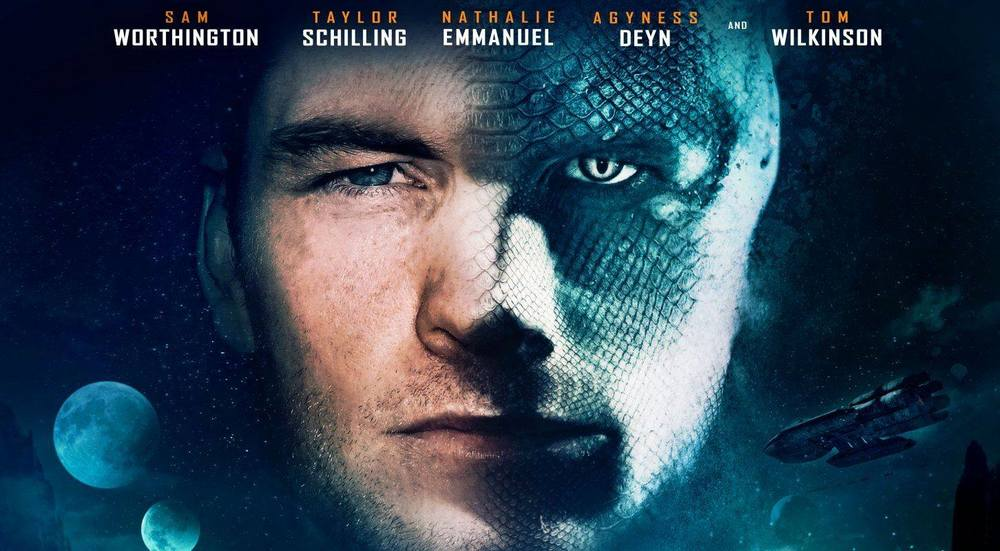 Sam Worthington protagonista del trailer di The Titan, lo sci-fi Netflix