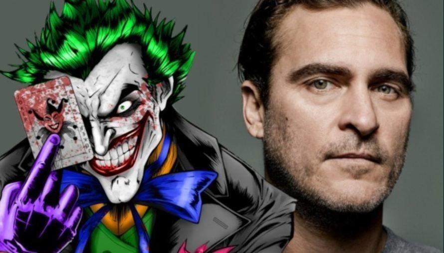 Joker: al via il film con Joaquin Phoenix