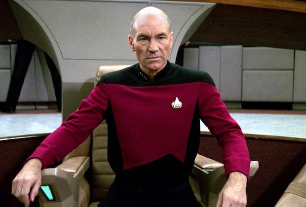 Patrick Stewart ritorna in Star Trek con una serie dedicata a Picard