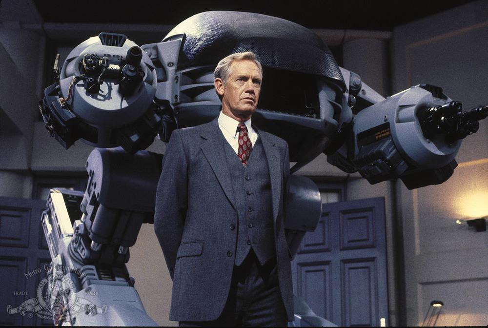 RoboCop: una serie prequel su Dick Jones è in lavorazione